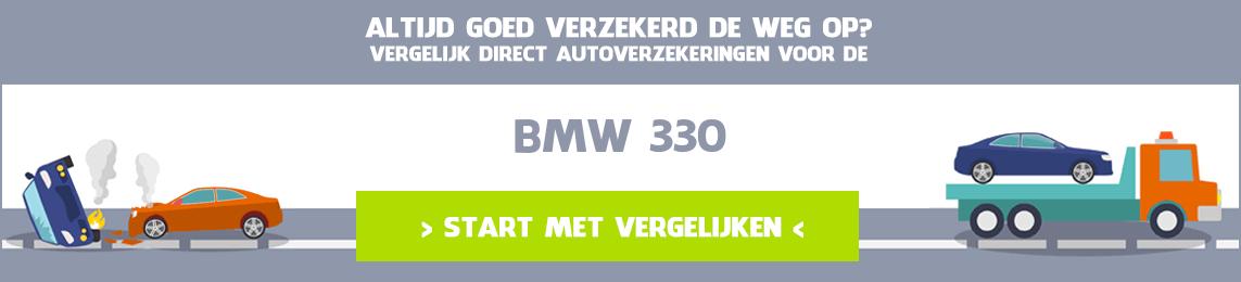 autoverzekering BMW 330