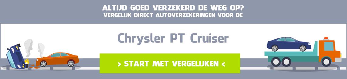 autoverzekering Chrysler PT Cruiser